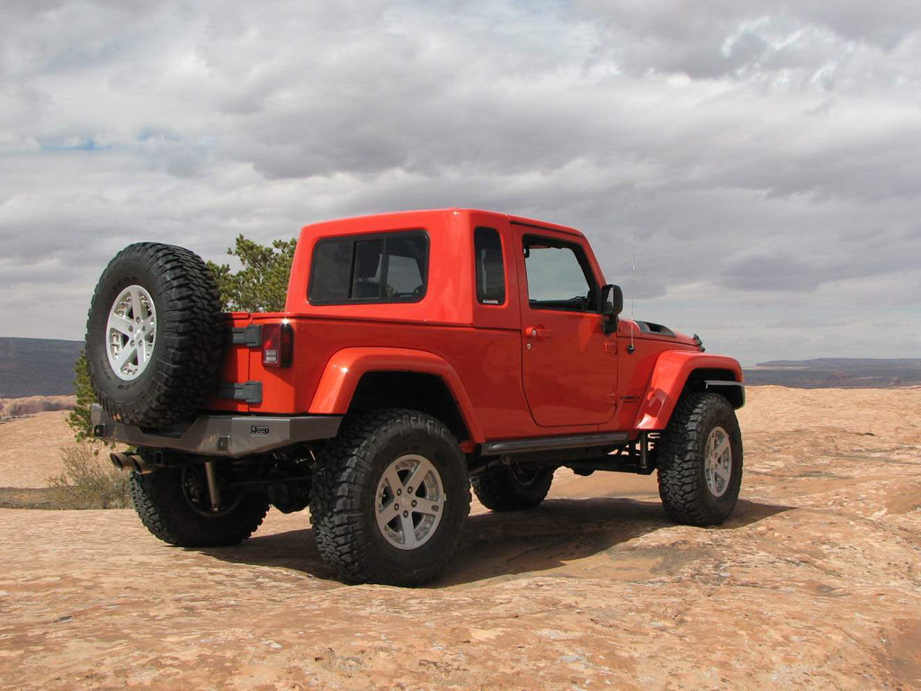 MOPAR JK 8 JEEP TOP Tangent Design Group Inc