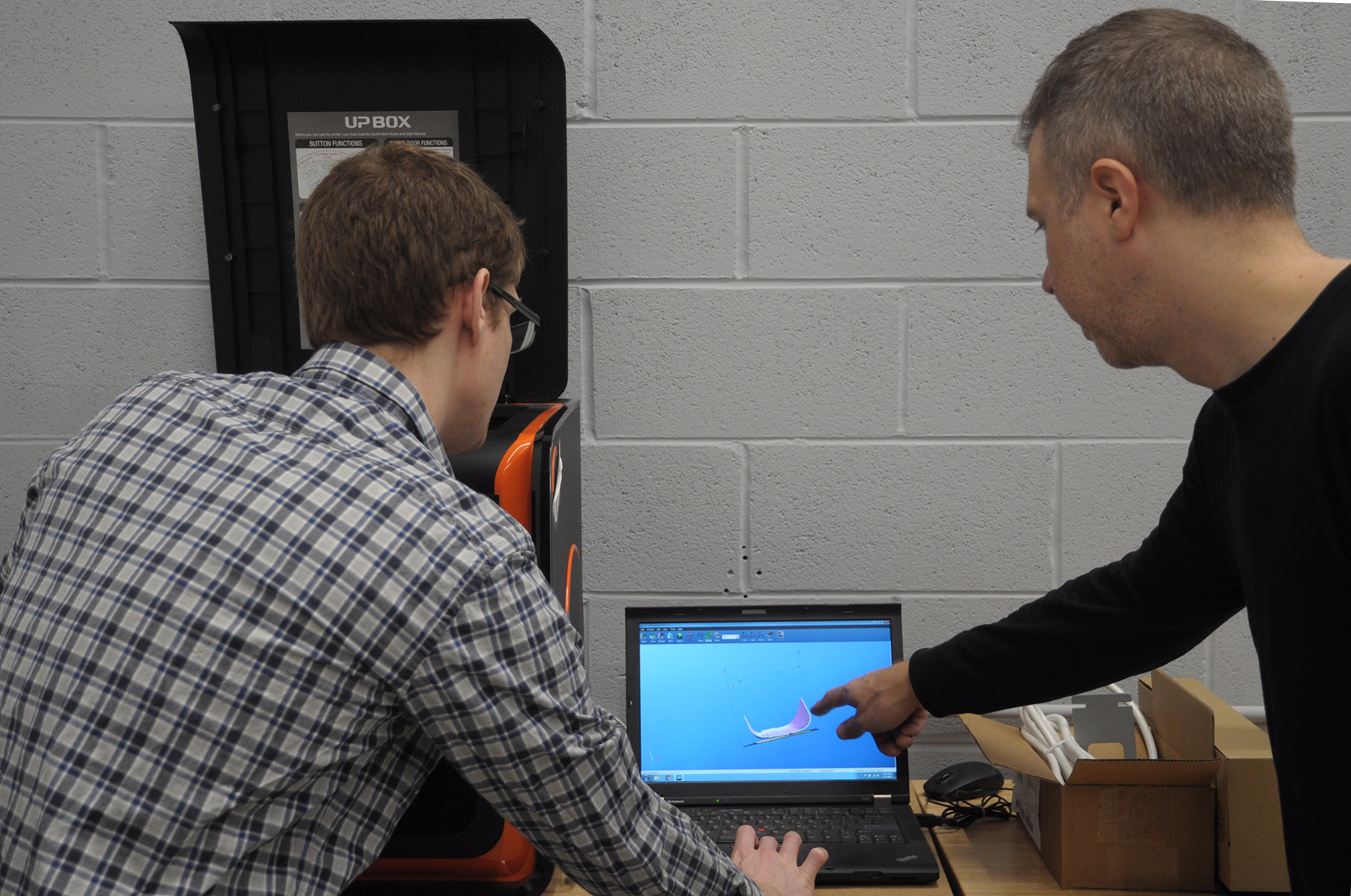 Tangent Design Group, Inc. Services 3D Printing