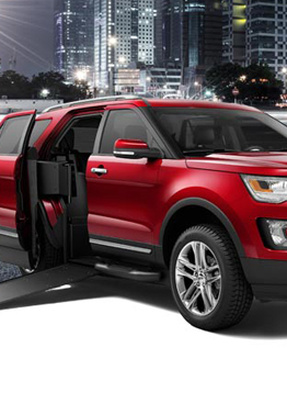 Braunability Ford Explorer