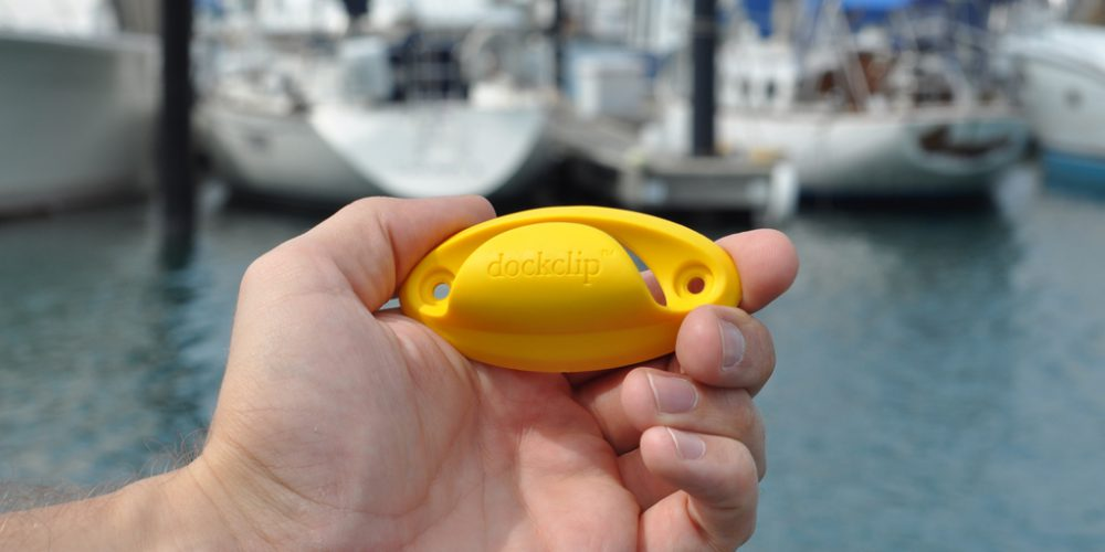 Dockclip Marine Cable Organizer