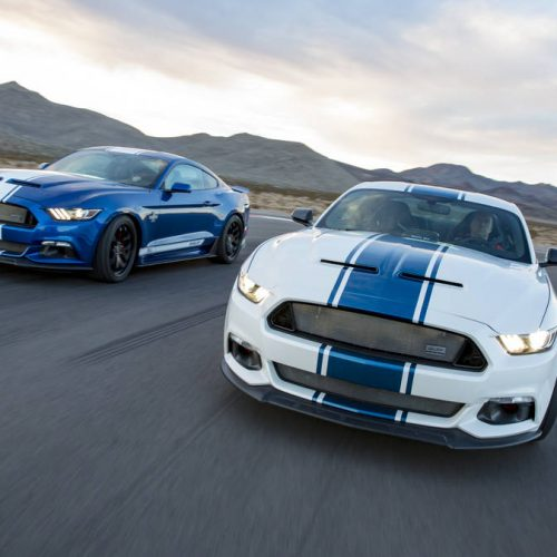 2017 Shelby 50th Anniversary Super Snake Hood