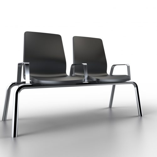 2 Seat Cortech Structured Seating