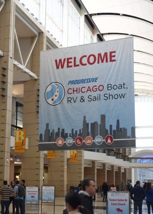 2018 Chicago Boat Show