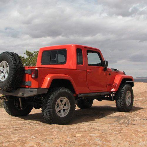 Mopar JK-8 Jeep Top