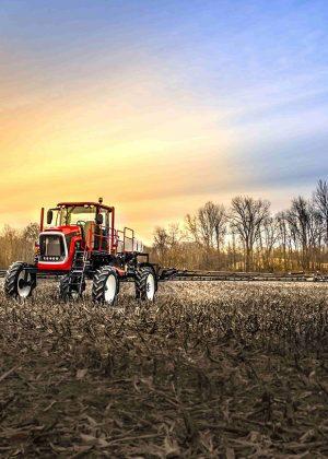 AS630 Apache Sprayer agriculture design