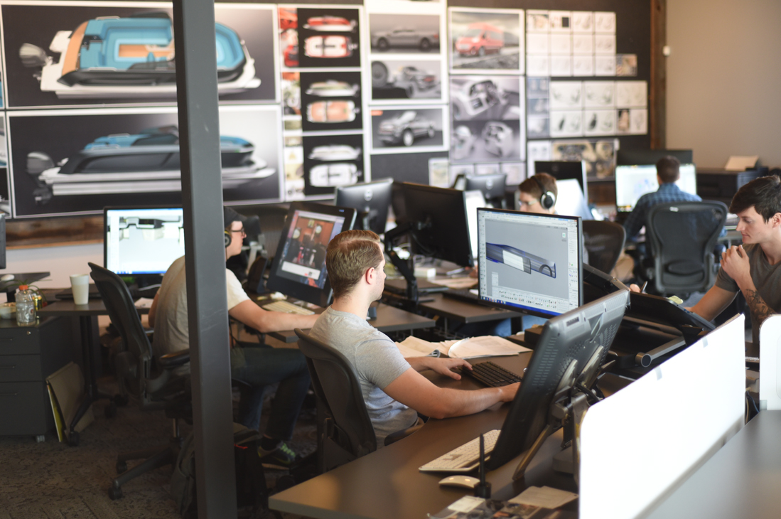 Tangent Design Group, Inc. Office