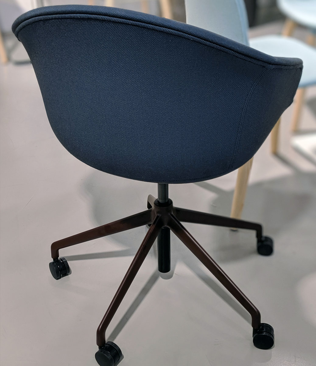 NeoCon 2019 Highlights Seating Detail
