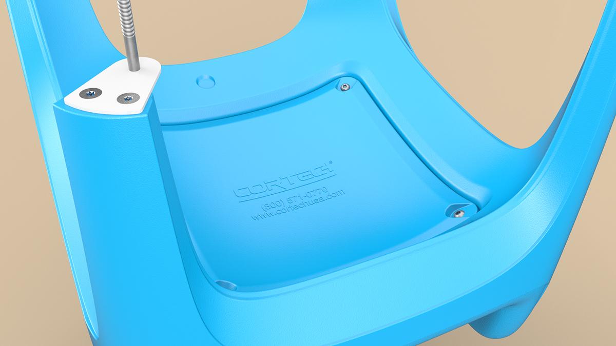 Cortech Crew Chair Ballast Door