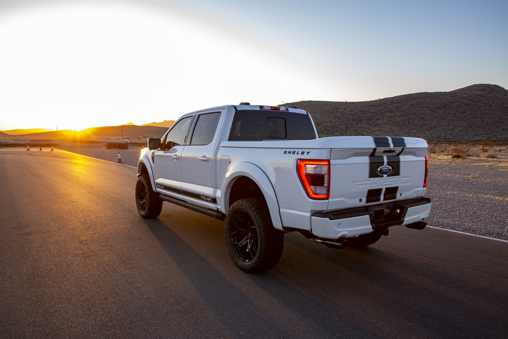 Shelby F150